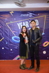 Photo Year End Party - Cảm ơn Bạn, vì đã là thành viên của MediaZ 12