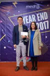 Photo Year End Party - Cảm ơn Bạn, vì đã là thành viên của MediaZ 13