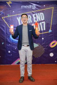 Photo Year End Party - Cảm ơn Bạn, vì đã là thành viên của MediaZ 42