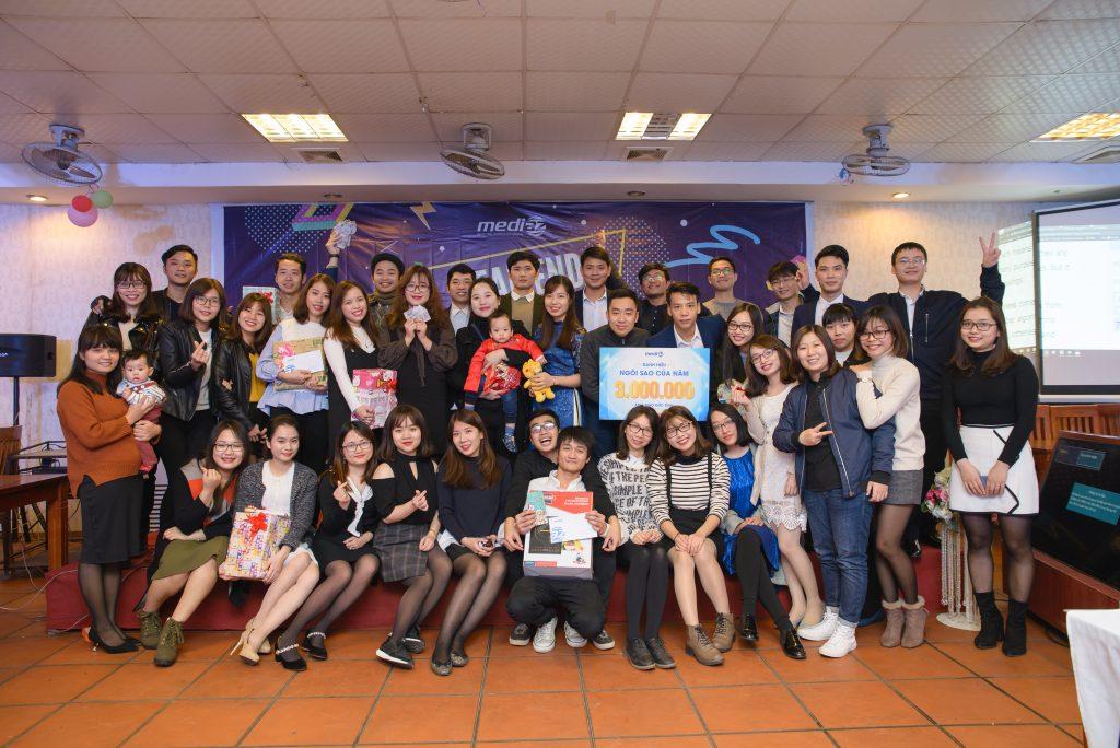 Photo Year End Party - Cảm ơn Bạn, vì đã là thành viên của MediaZ 43
