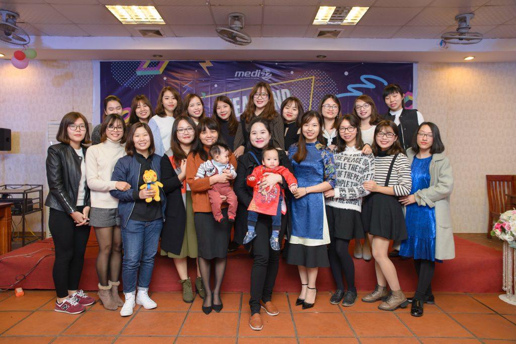 Photo Year End Party - Cảm ơn Bạn, vì đã là thành viên của MediaZ 44