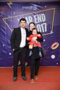 Photo Year End Party - Cảm ơn Bạn, vì đã là thành viên của MediaZ 48