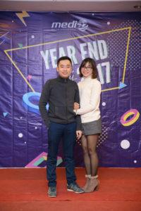 Photo Year End Party - Cảm ơn Bạn, vì đã là thành viên của MediaZ 53