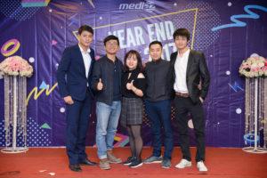 Photo Year End Party - Cảm ơn Bạn, vì đã là thành viên của MediaZ 56