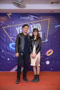 Photo Year End Party - Cảm ơn Bạn, vì đã là thành viên của MediaZ 60