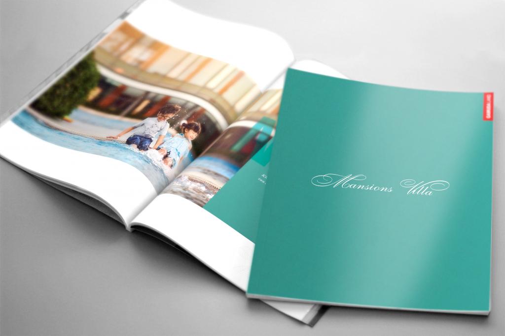 Brochure biệt thự đơn lập Massions Villas – khu đô thị Gamuda Gardens