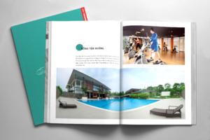 Photo Brochure biệt thự đơn lập Massions Villas - khu đô thị Gamuda Gardens 5