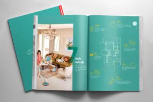Photo Brochure biệt thự đơn lập Massions Villas - khu đô thị Gamuda Gardens 6