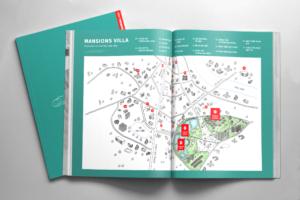 Photo Brochure biệt thự đơn lập Massions Villas - khu đô thị Gamuda Gardens 7