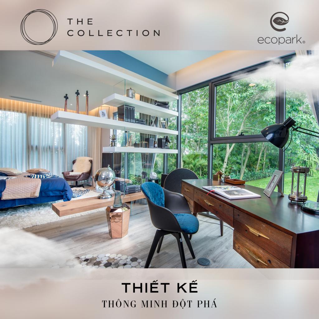 Photo Ecopark - The Collection | Truyền thông ra mắt BĐS cao cấp đầu tiên tại Ecopark 8