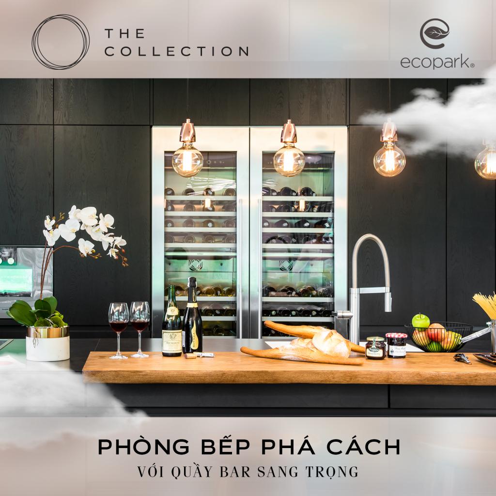 Photo Ecopark - The Collection | Truyền thông ra mắt BĐS cao cấp đầu tiên tại Ecopark 7