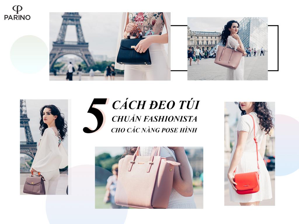 Parino - Truyền thông ra mắt thương hiệu thời trang túi xách cao cấp phong cách Pháp 3