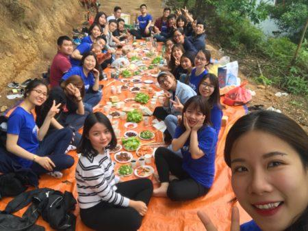 Photo Teambuilding 04/2018 - Đấu trường sinh tử 17