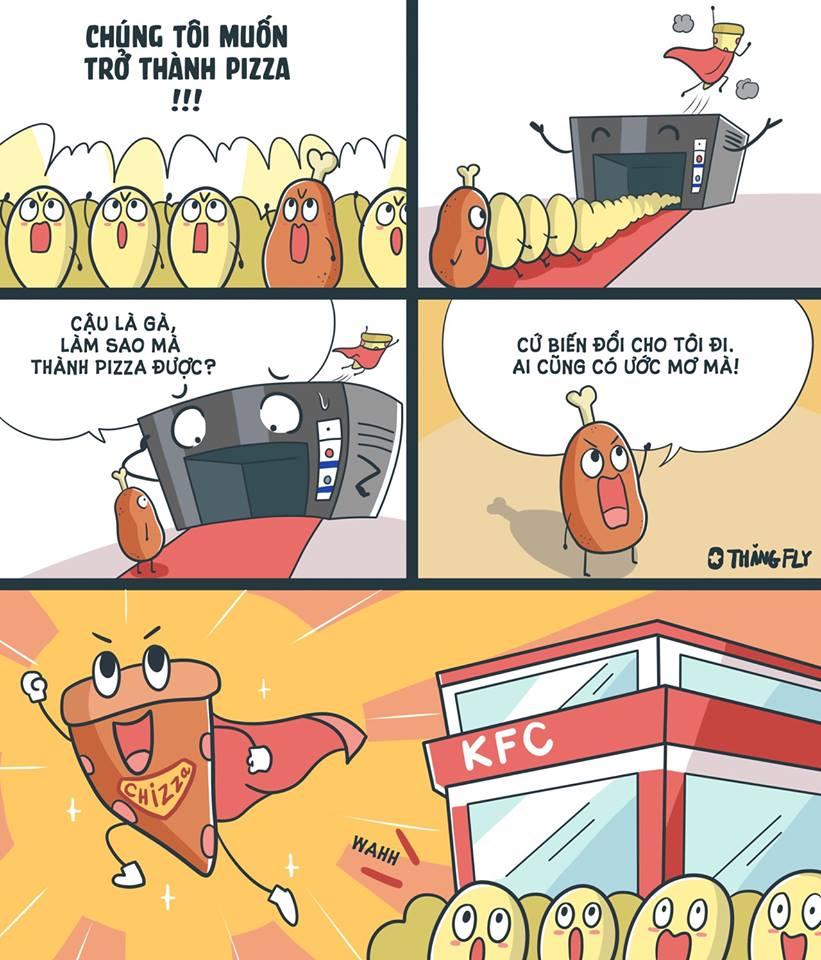 #KFC #KFCVietNam #Chizza