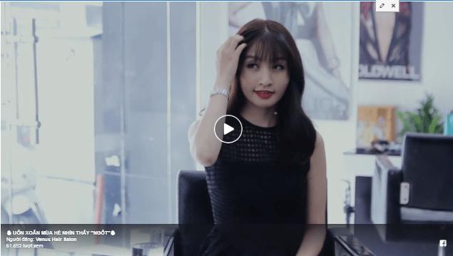 """🔥 UỐN XOĂN MÙA HÈ NHÌN THẤY """"NGỐT""""🔥"""