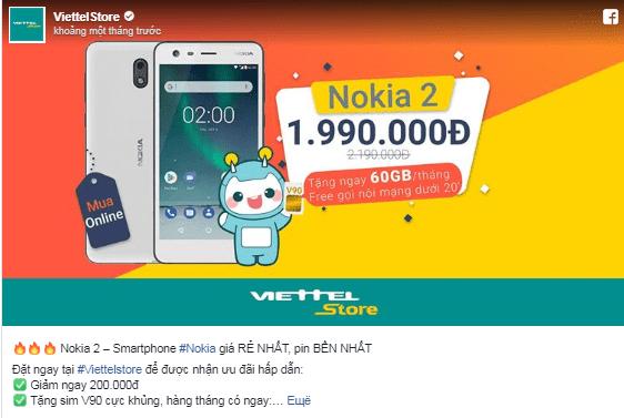 Nokia 2 – Smartphone giá RẺ NHẤT, pin BỀN NHẤT