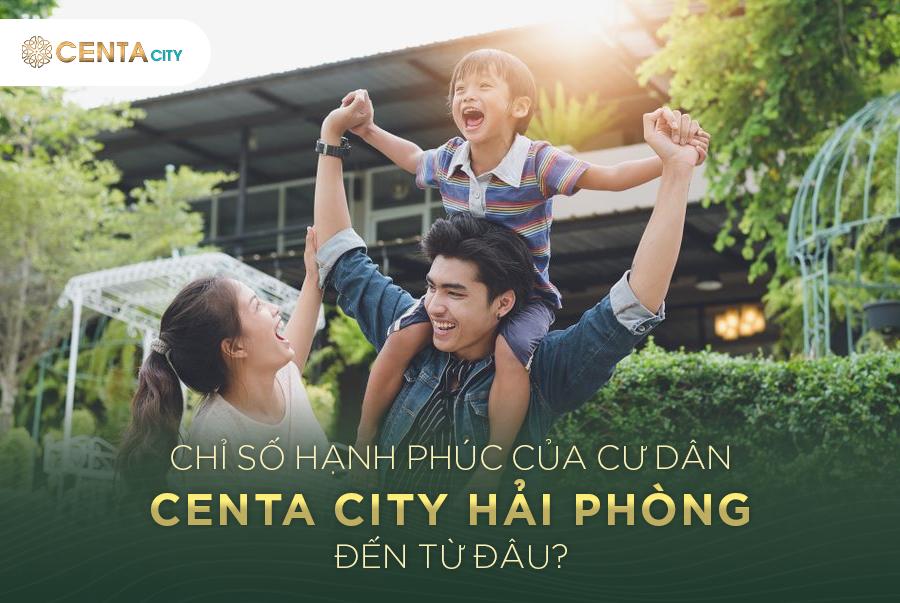Ra mắt sản phẩm BĐS CENTA CITY HẢI PHÒNG 2