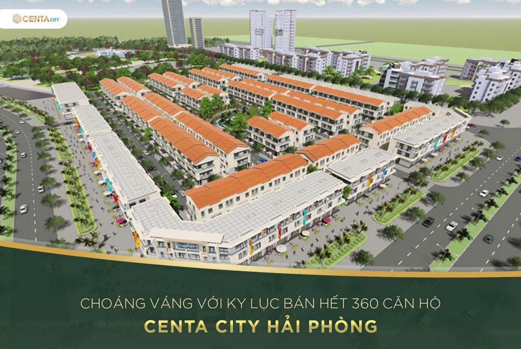 Ra mắt sản phẩm BĐS CENTA CITY HẢI PHÒNG 5