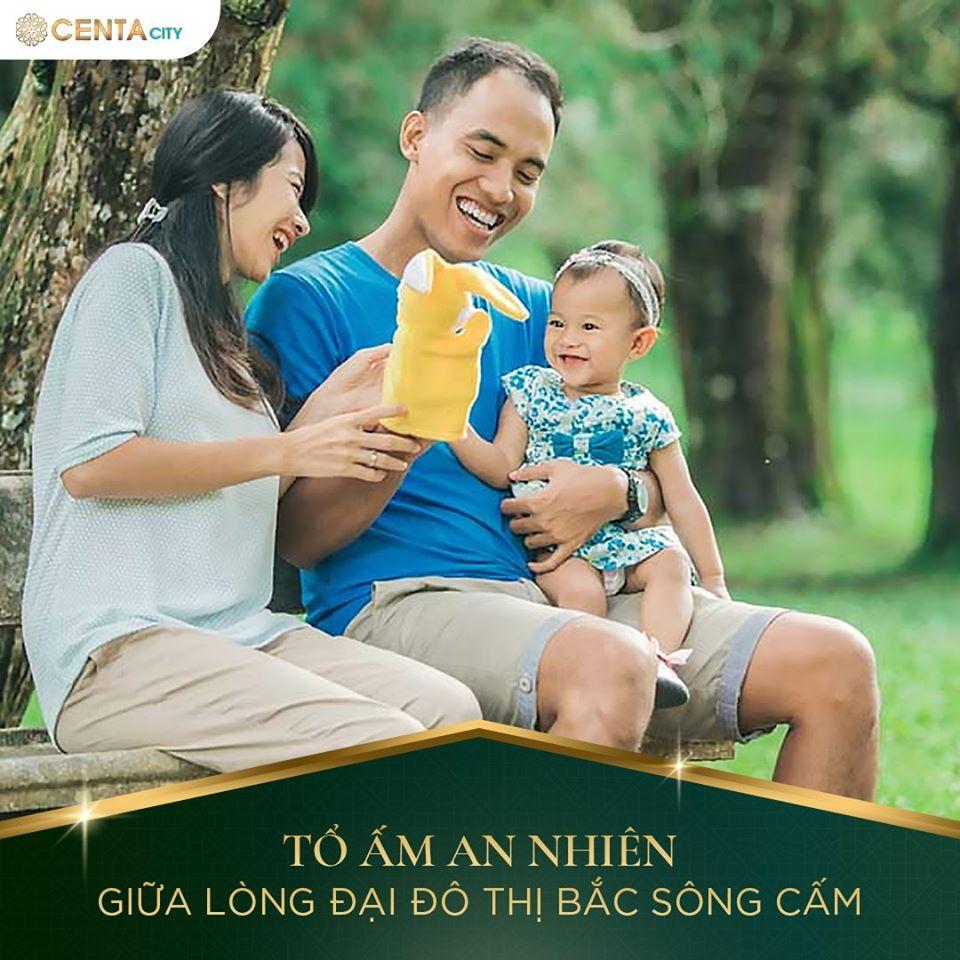 Ra mắt sản phẩm BĐS CENTA CITY HẢI PHÒNG 3