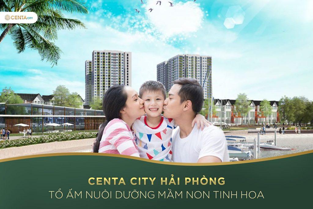 Ra mắt sản phẩm BĐS CENTA CITY HẢI PHÒNG 10