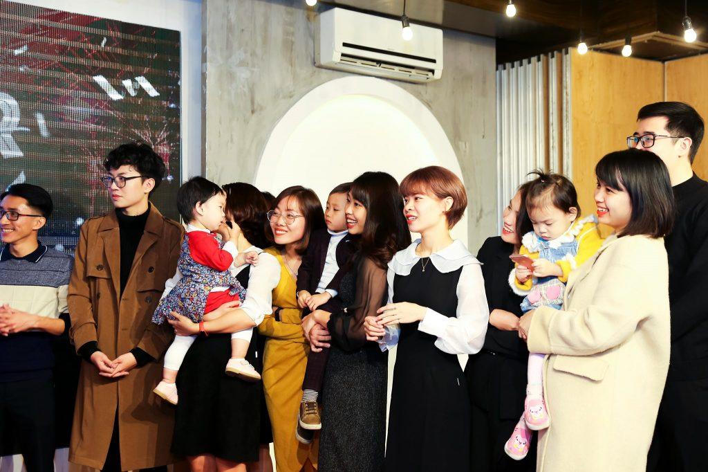 """Photo New Year Party 2020 - bữa tiệc ấm cúng bên """"gia đình"""" MediaZ 7"""