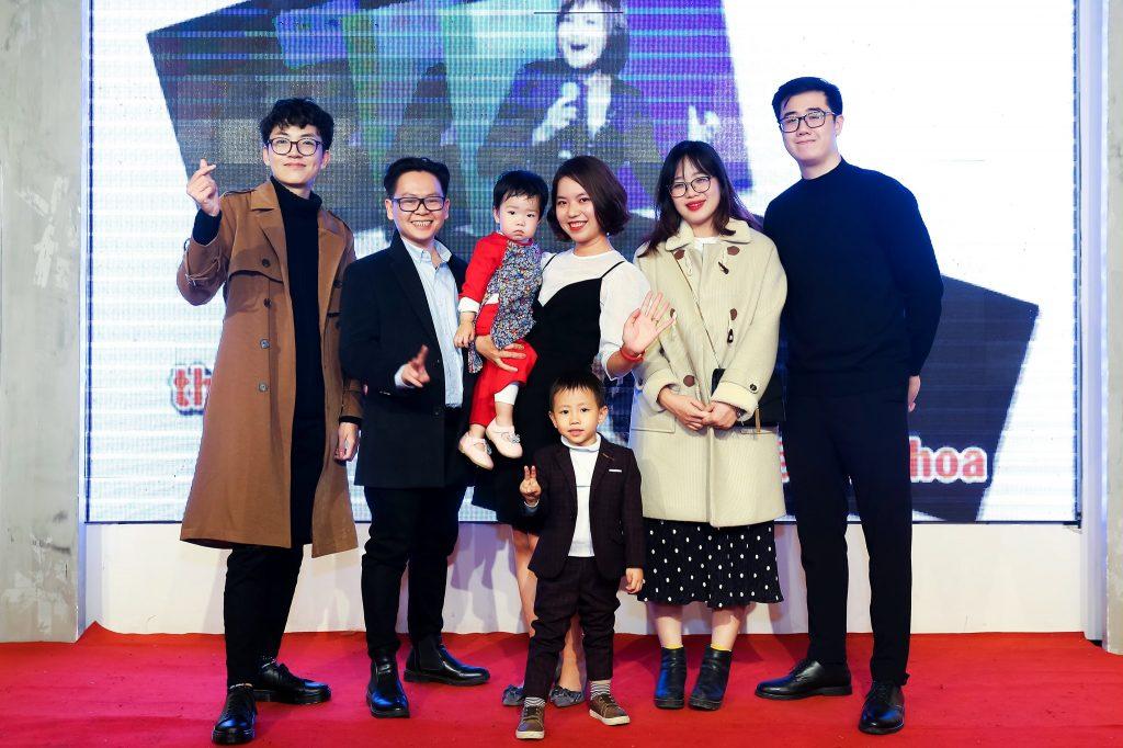 """Photo New Year Party 2020 - bữa tiệc ấm cúng bên """"gia đình"""" MediaZ 23"""