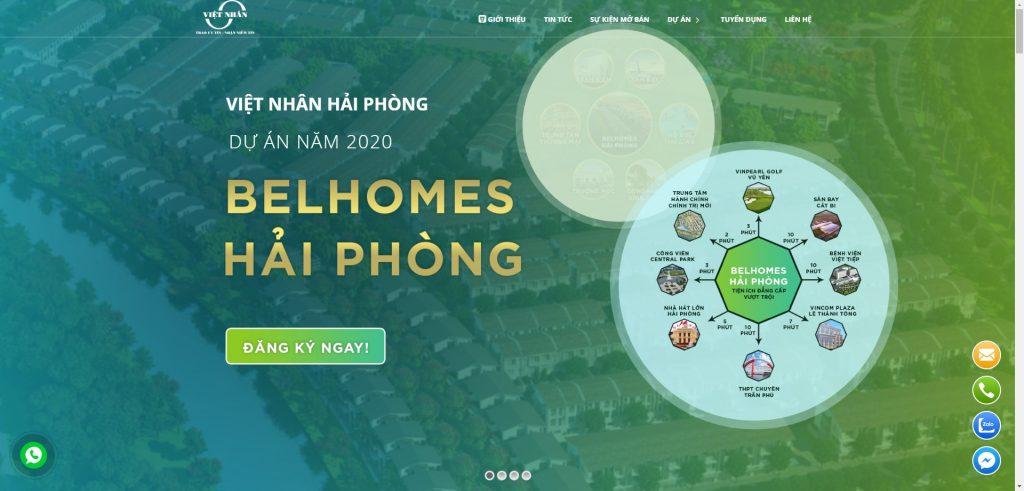 Photo Truyền thông ra mắt dự án Belhomes Hải Phòng 4