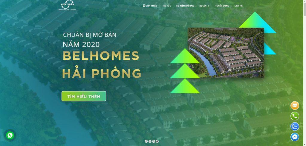 Truyền thông ra mắt dự án Belhomes Hải Phòng 5