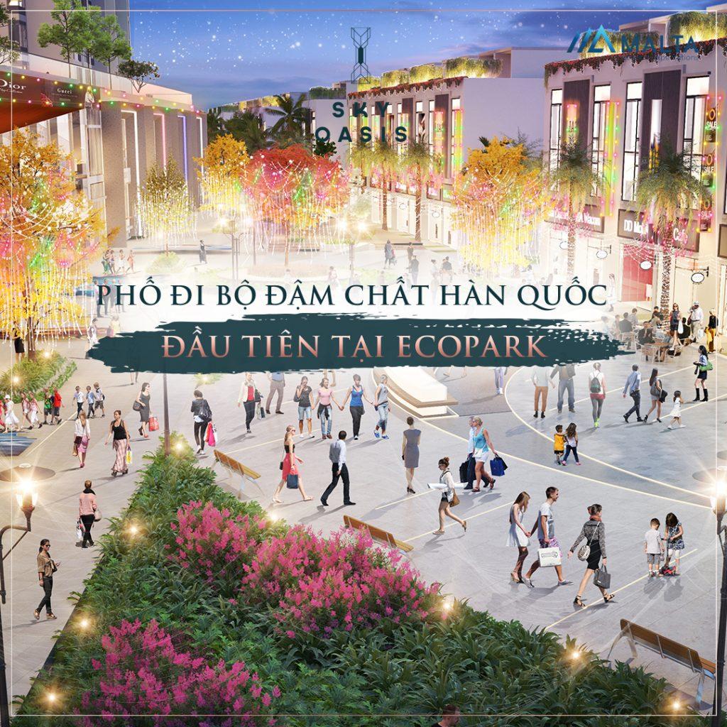 Photo Truyền thông ra mắt tòa tháp Sky Oasis Ecopark 5