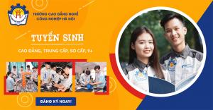 Photo Truyền thông tuyển sinh Trường Cao đẳng Công nghiệp Hà Nội 1